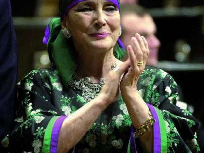 Valentina Cortese porta in scena le poesie alla Madonna della Merini