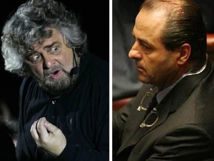 Di Pietro-Grillo: unica regia, la stessa strategia