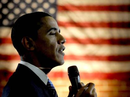 """Obama nella storia: """"Io sono il cambiamento"""""""