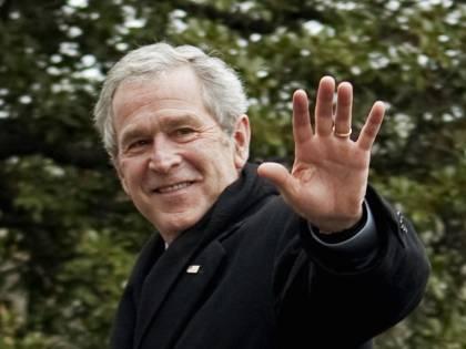 Bush, la parabola del presidente poco amato