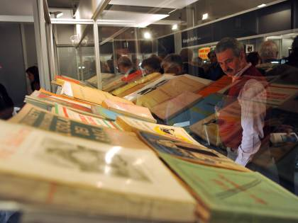 Dai codici medievali ai futuristi: la bibliofilia è servita