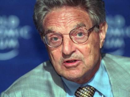 """Crisi, Soros: """"Gb potrebbe chiedere aiuto a Fmi"""""""