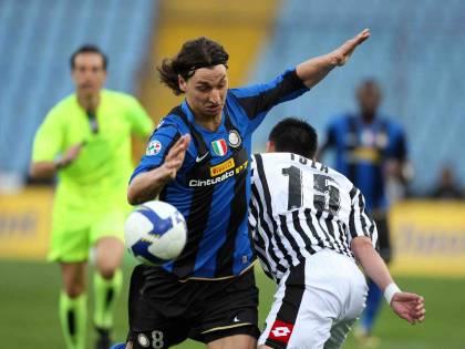 Inter: basta un rimpallo <br />per vedere lo scudetto