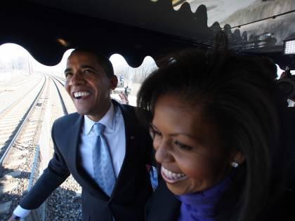 Obama punta sul treno:  8 miliardi per finanziare  l'alta velocità americana