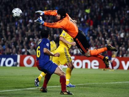 Barcellona, assalto a vuoto   Hiddink lo mette in gabbia