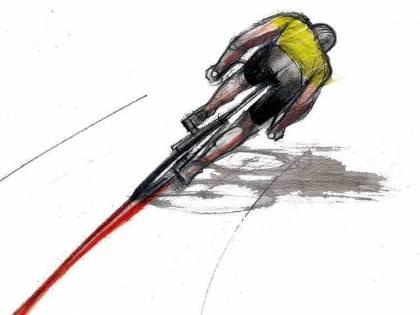 Il crimine in fuga al Giro d'Italia