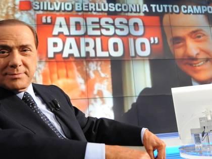 """Berlusconi attacca in tv  """"Calunnie da sinistra  Veronica ora si scusi"""""""