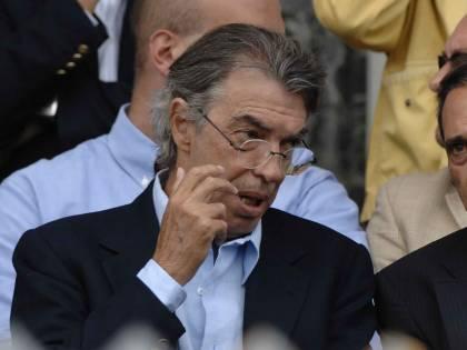 """Moratti: """"Grazie Iaquinta mi ha risollevato. Domenica sarà scudetto"""""""