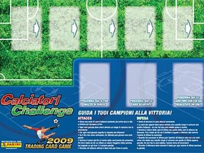 Con la raccolta Calciatori Challenge Panini sfiderete i vostri figli all'ultimo goal
