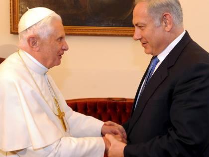 E io,  ebreo, vi dico: è un gran Papa