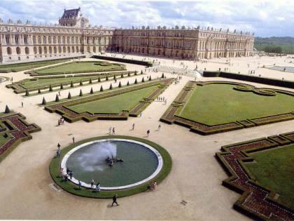 Versailles virtuale: è possibile visitare la reggia via web