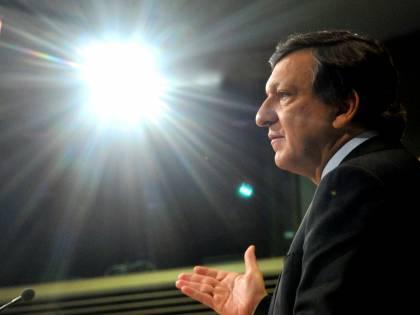 Commissione Ue, Barroso replica a Berlusconi: <br /> &quot;I portavoce hanno la mia stima, ne sono fiero&quot;