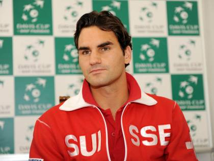 Tennis, c'è Federer  sulla strada dell'Italia