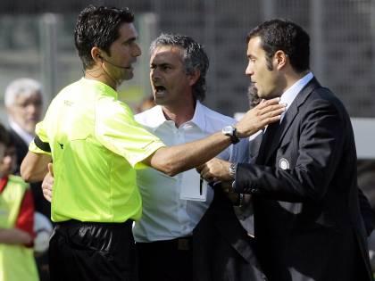 Mourinho fuori un turno  Niente multa al Cagliari