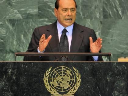 L'intervento del premier Berlusconi all'Assemblea generale dell'Onu