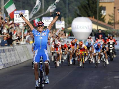 Ai Mondiali di ciclismo<br /> Ballan in corsa per il bis