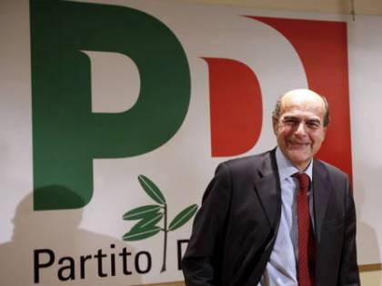 Bersani presenta la sua squadra: i soliti nomi