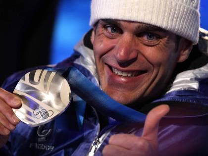 Olimpiadi, argento per Piller<br /> nella 15 km di sci di fondo