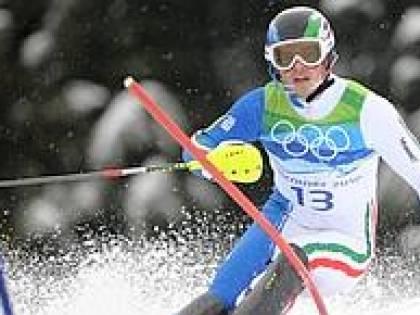 Slalom, medaglia d'oro<br /> per l'azzurro Razzoli <br /> Sedici anni dopo Tomba