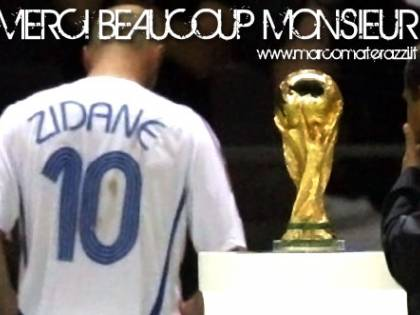 Quel testardo di Zidane:  niente scuse a Materazzi