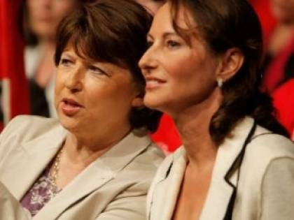 "Francia, guerra socialista   fra le due ""prime donne"""