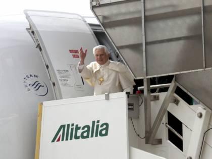 Benedetto XVI a Malta:<br /> &quot;La Chiesa è stata ferita<br /> dai peccati commessi&quot;