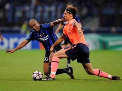 L'Inter contro il Barcellona e le statistiche