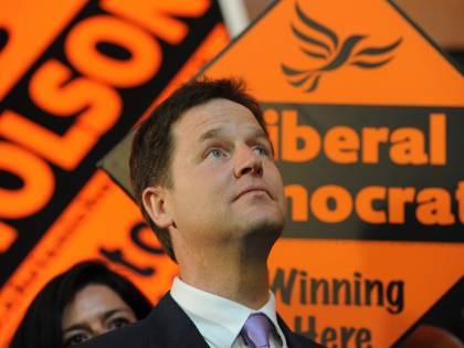 Gb, Harry Potter sta con Clegg  Indeciso un terzo degli elettori