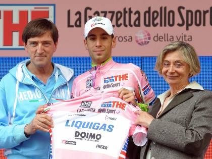 Giro nella terra di Coppi  Nibali è sempre in rosa