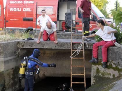 Curtatone, bambino<br /> cade in un corso d'acqua<br /> Ritrovato il corpo