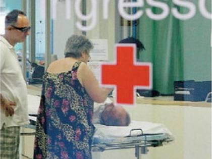 Pronto soccorso presi d'assalto:<br /> falso allarme per 1 paziente su 5