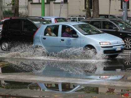 Ferragosto, week end sotto la pioggia