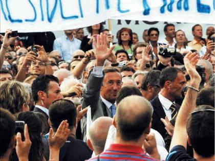 """Franz Turchi: """"Il Fli è come la vecchia Dc: con la destra non c'entra"""""""