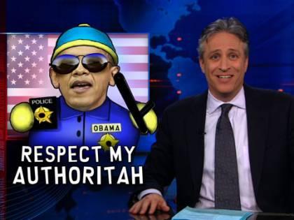 Ora Obama si affida a un comico