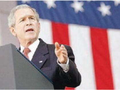 """E Bush ricorda l'11 settembre: """"Ordinai di abbattere quegli aerei"""""""