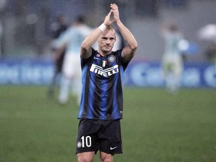 Pallone d'oro: Sneijder è fuori <br /> A uno tra Xavi, Messi o Iniesta