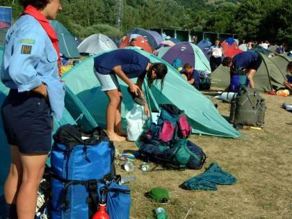 Le origini Genova e la Garfagnana culle dello scoutismo