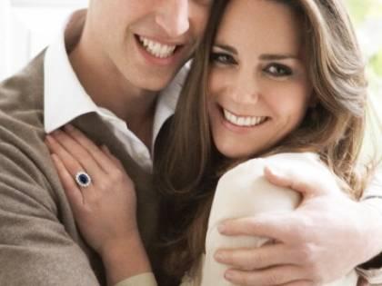 Per il matrimonio di William e Kate<br /> arrivano le copie cinesi dell'anello