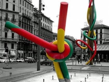 Piazza Cadorna, accese due antenne Wi-Fi