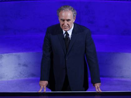Santoro, Floris, Lerner:  la vera opposizione  contro Berlusconi