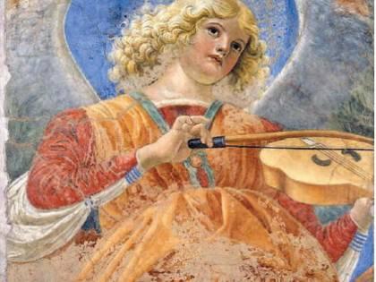 Melozzo da Forlì:<br /> l'angelo razionalista<br /> del Rinascimento