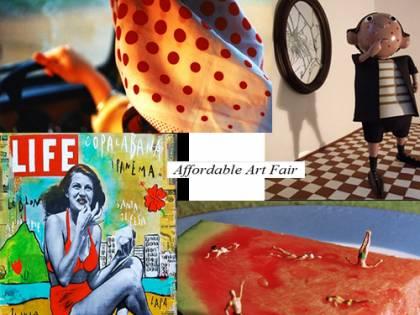 Continua AFF Milano. L'arte? Un lusso per tutti