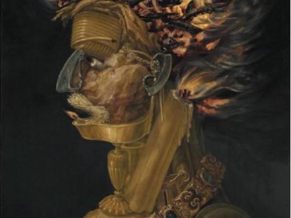 Giuseppe Arcimboldo: per fare una natura morta bisogna metterci la faccia