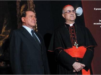 Il premier in Vaticano dopo il caso Ruby  Bertone ci sarà: non c'è alcun imbarazzo