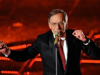 Sanremo, gaffe della Rai:<br />Vecchioni più televotato<br />Morandi scatta: &quot;Vaffa&quot;