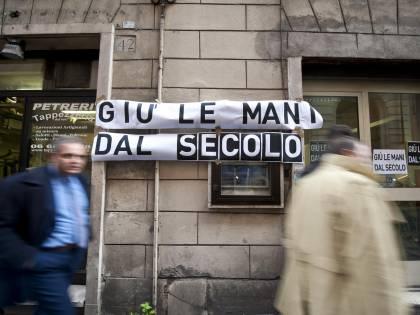 Scherzi e ripicche, i futuristi come i comunisti:<br /> ignoto chiude a chiave il cda del <em>Secolo d'Italia</em>