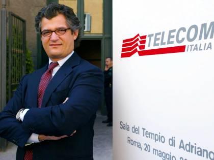 Telecom, truffa ai danni dello Stato:<br />la procura indaga Luciani e Ruggiero