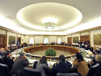 Giustizia, il Pdl al Csm:<br /> non discuta le proposte<br /> all'esame della Camera