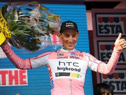 Va a Marco Pinotti e Htc<br /> la prima tappa del Giro