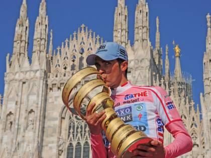 Intervista a Contador, re del Giro d'Italia<br /> &quot;Sono l'Invincibile, ma ho rischiato di morire&quot;